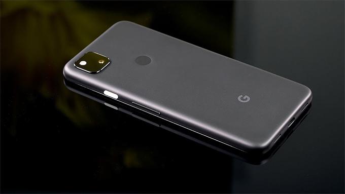 Cấu hình Google Pixel 4A cũ được trang bị chip xử lý Snapdragon 730