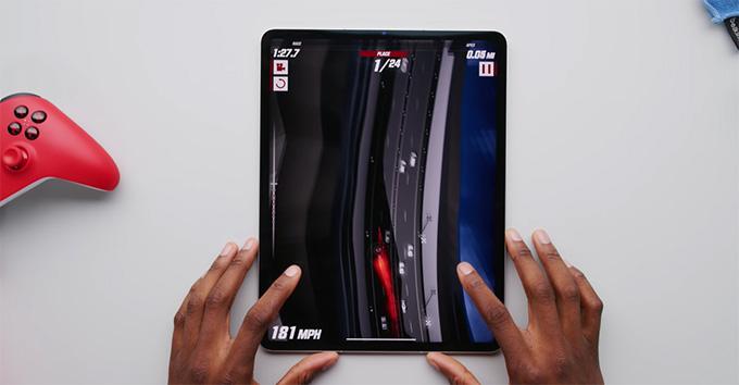 iPad Pro 2021 M1 là chiếc máy tính bảng đầu tiên được Apple trang bị chip xử lý Silicon M1