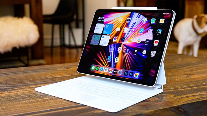 iPad Pro 2021 M1 11 inch 512GB (Wifi + 5G) giá rẻ - Di Động Mỹ