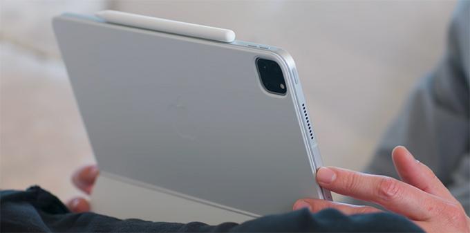 iPad Pro 2021 M1 12.9 inch 128GB 5G sở hữu ngoại hình đẳng cấp