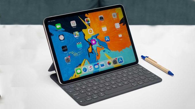 Magic Keyboard - Phụ kiện mới giúp iPad Pro 2020 11 inch 256GB trở nên ấn tượng hơn