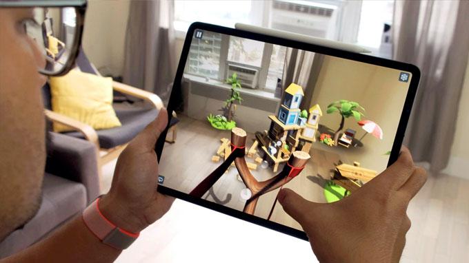 mua iPad Pro 2020 11 inch 256GB 4G  trải nghiệm cấu hình hàng đầu