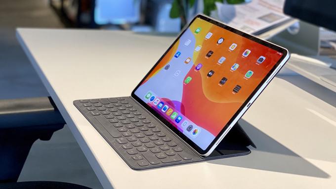 Màn hình iPad Pro 2020 11 inch 128GB được trang bị tần số 120Hz