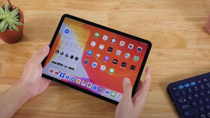 màn hình iPad Pro 2020 11 inch 256GB wifi vô cùng xuất sắc