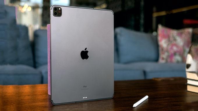 thiết kế iPad Pro 2020 11 inch 256GB 4G sang trọng và đẳng cấp