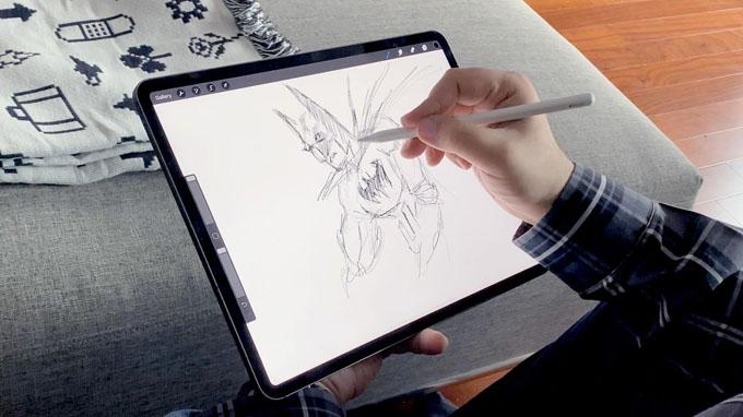 iPad Pro 2020 11 inch 128GB Wifi mang đến nhiều trải nghiệm hấp dẫn cho người dùng