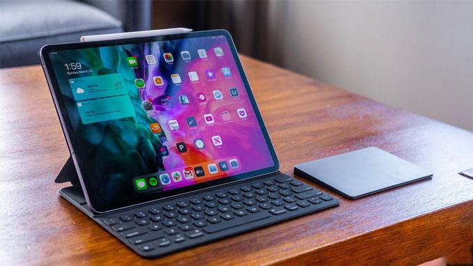 iPad Pro 2020 11 inch 256GB 4G còn có khả năng kết nối 4G