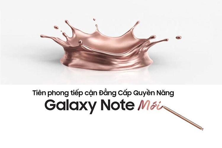 Bút S-Pen trên Galaxy Note 20 sẽ được nâng cấp nhiều tính năng hấp dẫn