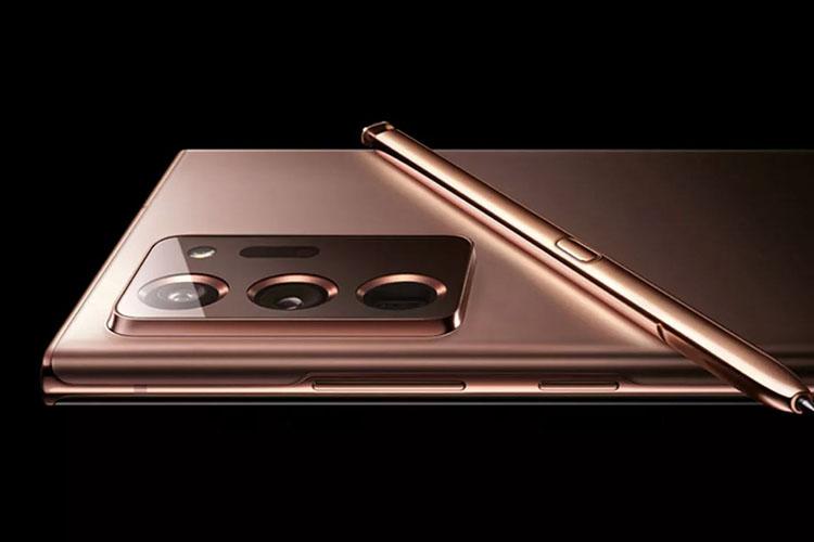 Kích thước và màu sắc Galaxy Note 20 như thế nào?