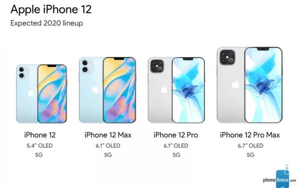 Apple sẽ hoãn ra mắt các iPhone 12 5G sắp tới