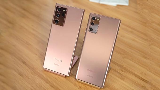 Cấu hình Galaxy Note 20 và Galaxy Note 20 Ultra mang đến hiệu suất vượt trội