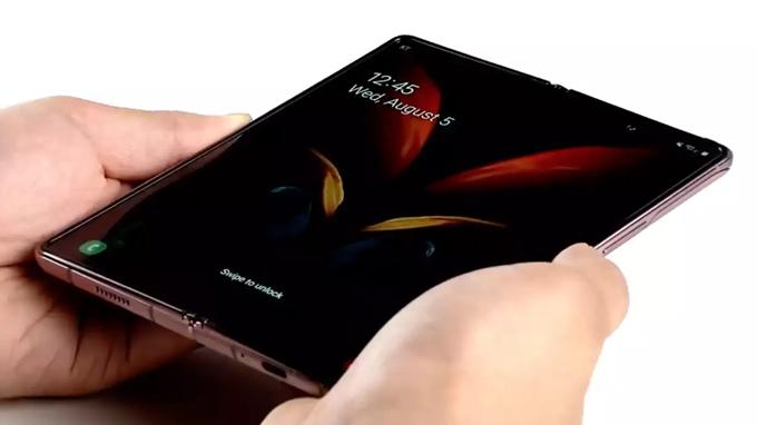 Màn hình Galaxy Z Fold 2 512GB Mỹ chắc chắn sẽ mang đến cho bạn trải nghiệm tuyệt vời