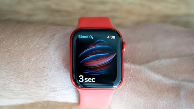 Sự xuất hiện của chip S6 trên Apple Watch series 6 40mm GPS mang đến khả năng xử lý nhanh hơn 20%