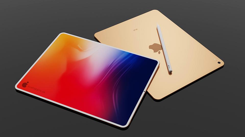 iPad Air 4 2020 là thiết bị đầu tiên được trang bị chip xử lý A14 Bionic