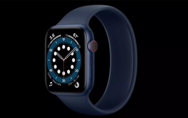 Apple Watch series 6 là thiết bị đầu tiên tích hợp chip U1 Ultra Wideband
