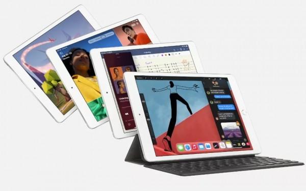 iPad thế hệ thứ 8 ra mắt với A12, hiệu năng gấp đôi với giá không đổi
