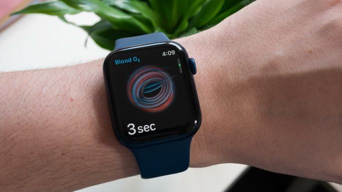 Apple Watch series 6 chính hãng được tích hợp chip xử lý mới Apple S6