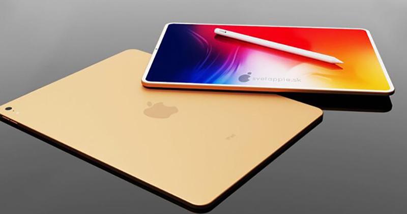 Camera iPad Air 4 2020 chỉ được trang bị 1 ống kính ở mặt sau