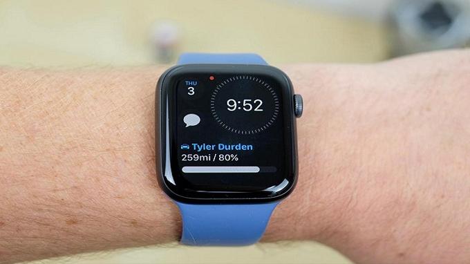 Apple Watch series 6 có khả năng theo dõi giấc ngủ
