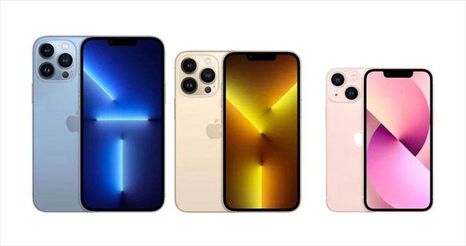 Thời lượng pin iPhone 13 cải thiện đáng kể