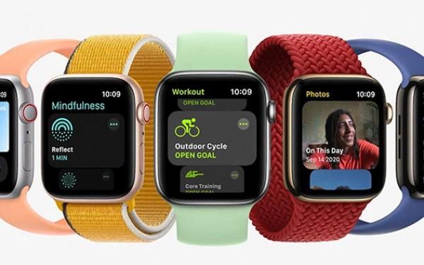 Apple Watch series 7 và Apple Watch series 6 sử dụng cùng chip xử lý