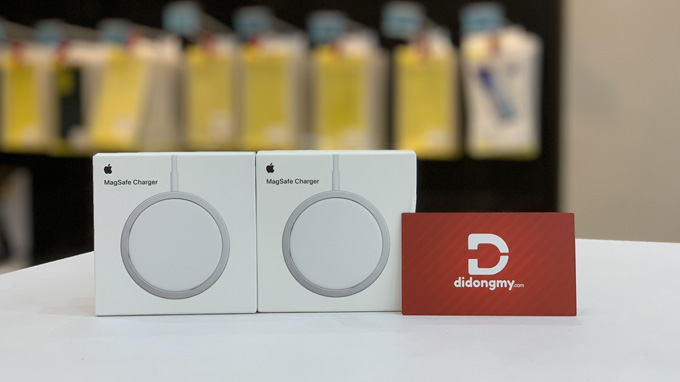 Cách thức hoạt động của sạc MagSafe cho iPhone 12 như thế nào?