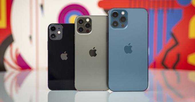 iPhone 12 xuất sắc trở thành dòng iPhone bán chạy nhất trong 3 năm qua