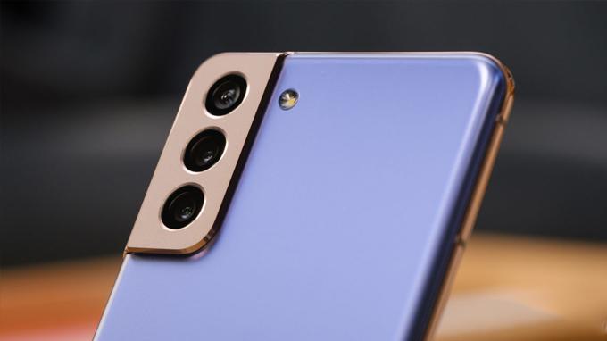 Camera Galaxy S21 5G bản Mỹ sẽ được trang bị 3 ống kính