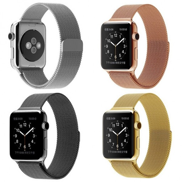 Dây đeo Apple Watch Milanese Loop