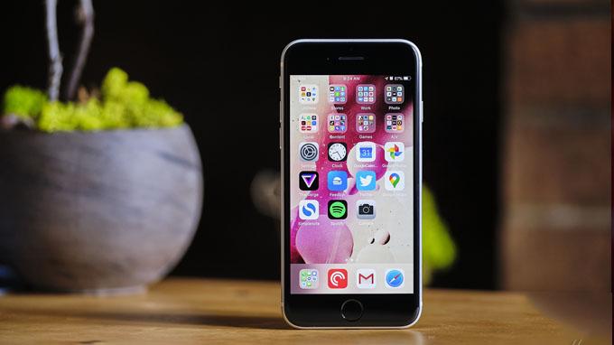 Mua iPhone SE 2020 128GB chắc chắn sẽ đáp ứng tốt nhu cầu sử dụng của bạn một cách mượt mà nhất có thể