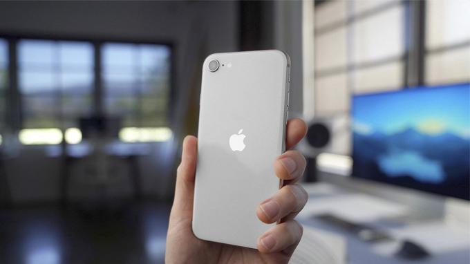 Cấu hình iPhone SE 2020 256GB vô cùng mạnh mẽ