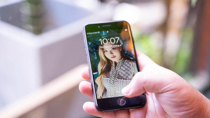 Nút Home vật lý đã quay lại trên iPhone SE 2020 64GB