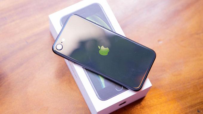 Thiết kế iPhone SE 2020 64GB tương tự như iPhone 8