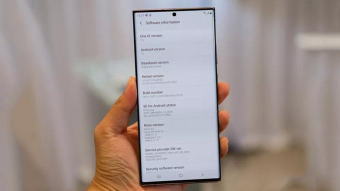 cấu hình Galaxy Note 20 Ultra 5G Mỹ  mang đến hiệu suất vượt trội