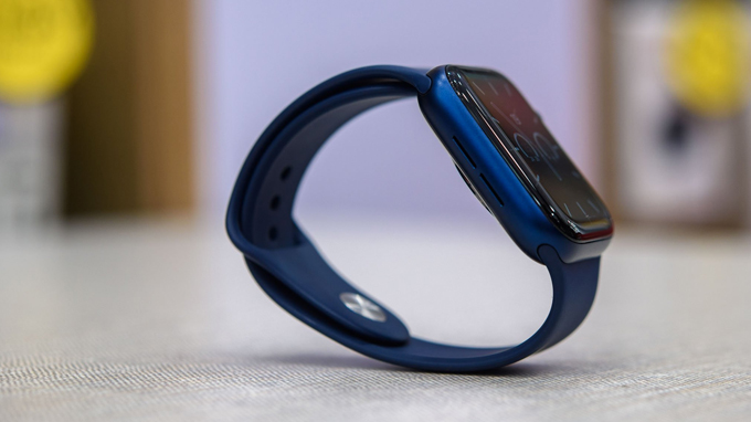 Apple Watch series 6 với các tùy chọn màu sắc mới