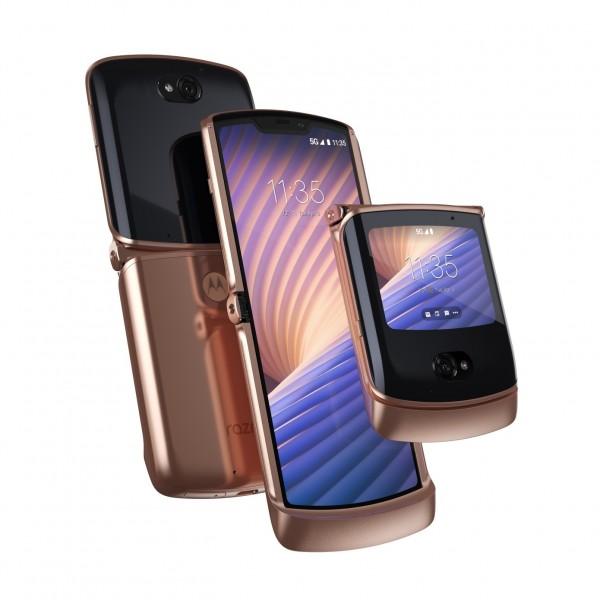 Motorola Razr 5G Bản Mỹ