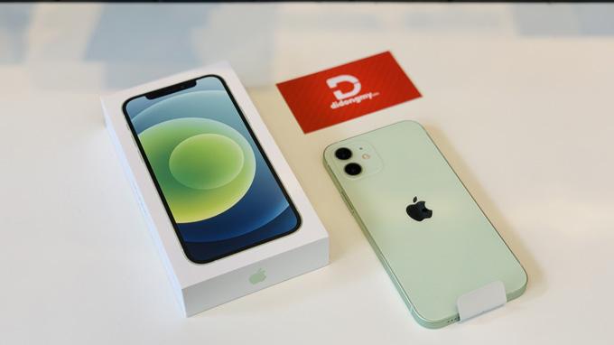 Camera iPhone 12 64GB được trang bị hệ thống 3 ống kính