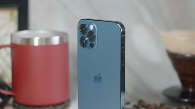 Thiết lập camera iphone 12 pro max 512gb được nâng cấp chuyên nghiệp