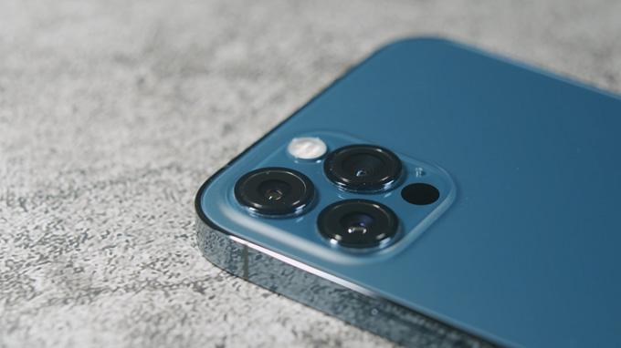 camera iPhone 12 Pro Max 128GB còn được nâng cấp thêm nhiều tính năng mới