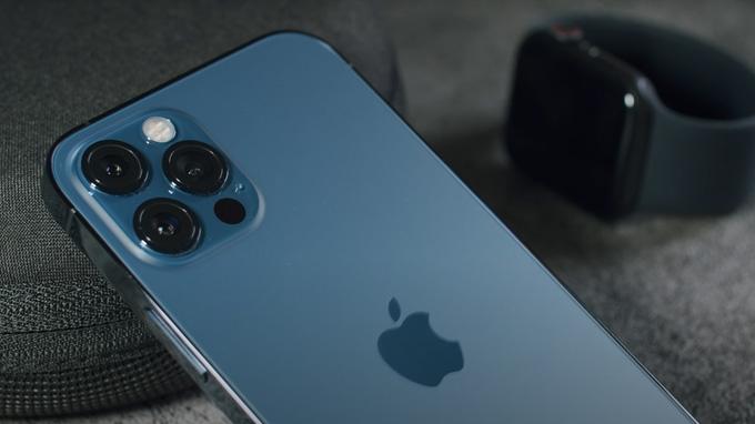camera iPhone 12 Pro Max 256GB được nâng cấp vượt trội và có phần cao cấp hơn
