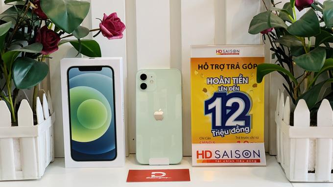 thiết kế iPhone 12 64GB được đánh giá nam tính và mạnh mẽ hơn