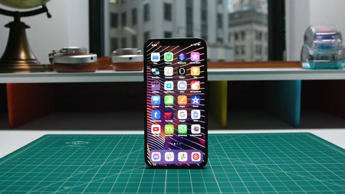 màn hình iPhone 12 Pro 128GB được đánh giá vừa vặn nhất