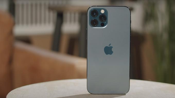 Thiết kế iphone 12 Pro Max 64GB sang trọng, đẳng cấp