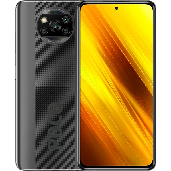 Xiaomi POCO X3 6GB|64GB (CTY)