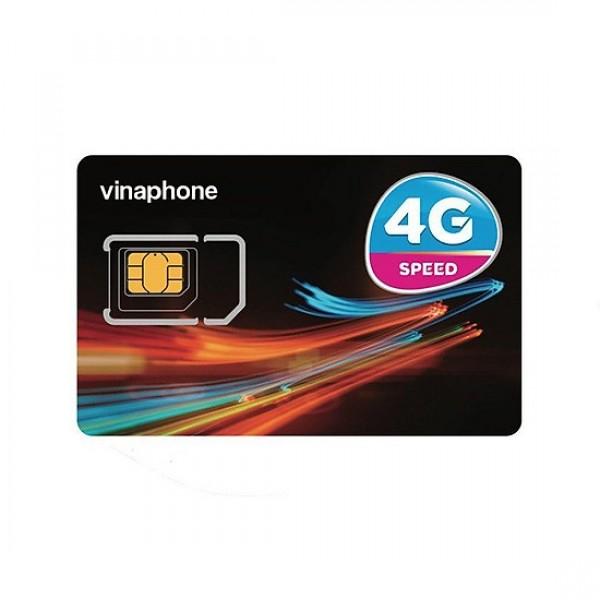 Sim 4G Vinaphone (90GB/tháng)